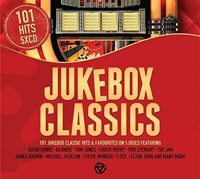 Various Artists - 101 Jukebox Hits / Various [New CD] Boxed Set, UK - Import