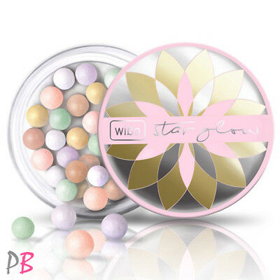 Wibo Star Glow Concealing & Illuminating Face Powder In Pearls Meteorites 13g