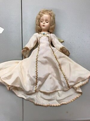 "Vintage Madame Alexander 14"" Good Fairy Doll - Tagged Outfit - Rare!"