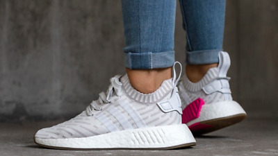 a1e113dea2242 NEW WOMENS ADIDAS Nmd R2 Pk Sneakers By9954-Shoes-Size 10 -  129.49 ...