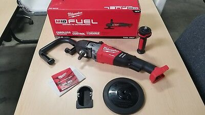 "M18 FUEL 7"" Variable Speed Polisher (Tool Only) Milwaukee 2738-20 New In box"