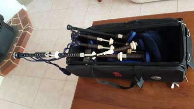 Wallace Bagpipes - Classic 2 Fully Assembled