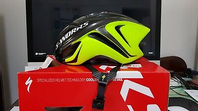 Specialized S-Works Evade Tri Road helmet size Small BRAND NEW