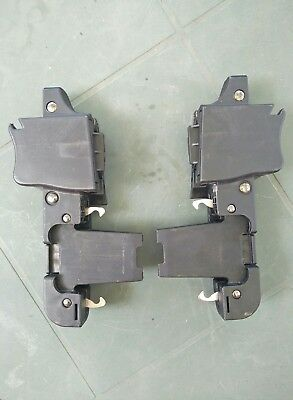 Seat Extenders Adapters for Steelcraft Strider Compact Pram