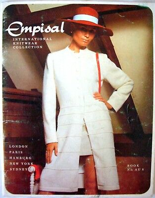 Empisal Knitting Machines Patterns Book AU8 - HIS & HER - VGC