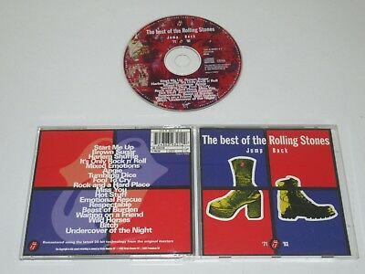 The Rolling Stones/jump Back The Best Of The Rolling Stones(Cdv2726) Cd Album