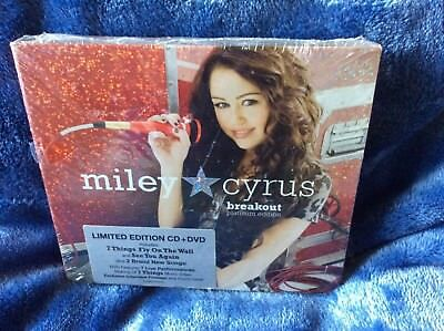 Miley Cyrus (Cd+Dvd) Limited Edition Exclusive Interview + More! Mfr Sealed