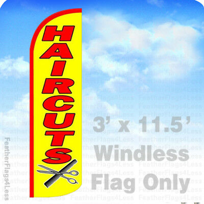 wq HAPPY 4TH FOURTH OF JULY Swooper Flag Feather Flutter Banner Sign 11.5/'