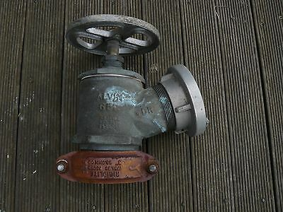 Fire Hydrant Valve With 65mm Stortz Coupleing