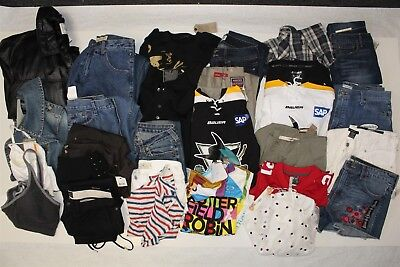 Clothing Lot Resale Wholesale New Lucky Hudson REI Alfani Jeans Tops etc. dJtJ