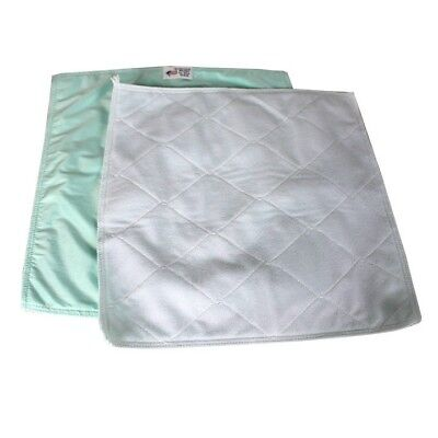 """Underpads Reusable for Chair or Wheelchair 18""""x18"""" 