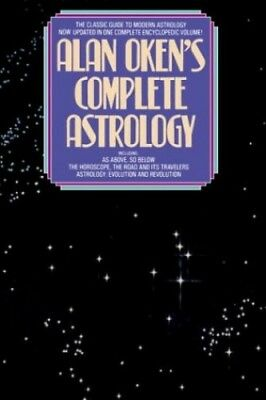 Complete Astrology by Oken, Alan Paperback Book The Cheap Fast Free Post