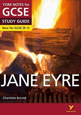Jane Eyre: York Notes for GCSE (9-1) by Darragh, Ms Sarah Book The Cheap Fast