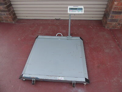 Able Scale Co Pty Ltd Industrial Weigh Machine/Scales
