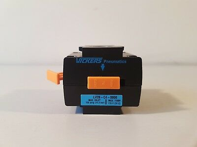 Vickers Safety Lockout Valve G1/2 - LV28-C4-0000