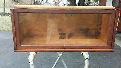 Globe-Wernicke Barrister Art Mission  Bookcase Section # 998 1/2
