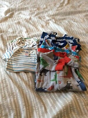 Mini boden baby boy clothes 0-3 months - 9 items