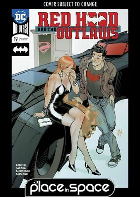 Red Hood And The Outlaws, Vol. 2 #19B - March Variant  (Wk07)