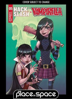 Hack / Slash Vs. Vampirella #5A (Wk07)