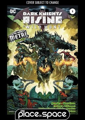 Dark Knights Rising: The Wild Hunt #1 - Shiny Foil Cover (Wk07)