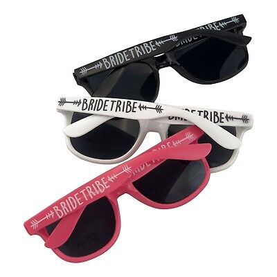 Bride Tribe/Hen Party Sunglasses, Fancy Dress, Team Bride, UV protection, Hen Do