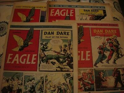 4off eagle comics vol 1 to vol 9