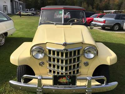 1951 Jeep Other  1951 Jeep Overland