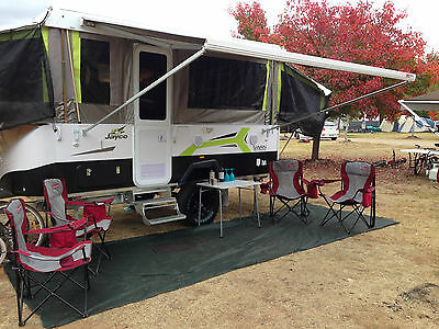 2015 Jayco Swan Outback caravan/camper for -HIRE-. AIRCON, HOT SHOWER,
