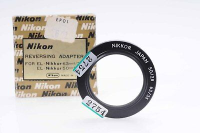 Nikon Nikkor Reversing Ring for EL 50mm f2.8 and 63mm f3.5                  #754