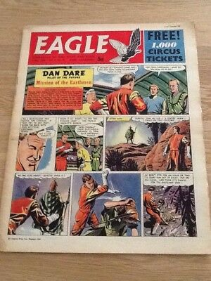 Eagle comic dated 03Dec60 (Vol 11 #49)