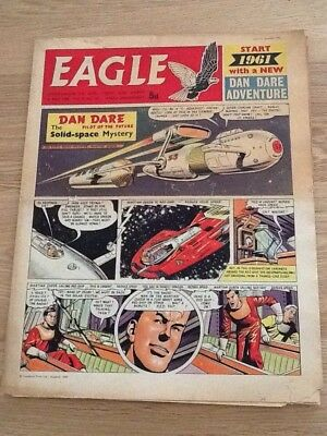 Eagle comic dated 31Dec60 (Vol 11 #53)