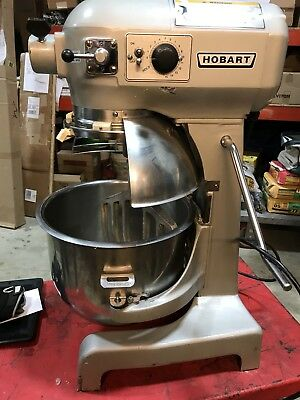 Hobart mixer   A200t  20 quart 120 v GREAT CONDITION----FREE local pickup ----