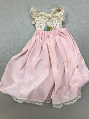 Vintage - MADAME ALEXANDER CISSETTE TAGGED NIGHTGOWN
