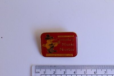 Country Music Muster Badge - Gympie