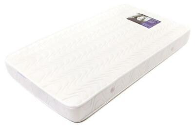 BabyRest Deluxe Innerspring Cot Mattress Double Quilted - 1320 x 700 x 125mm Bab
