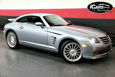 2005 Chrysler Crossfire SRT-6 Coupe 2-Door 2005 Chrysler Crossfire SRT-6 1-Owner 5,824 Miles RareFind Heated Seats Serviced