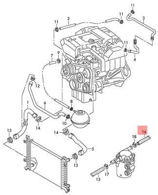 Other Engine Cooling Engine Cooling Car Parts Vehicle Parts