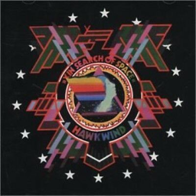 Hawkwind - In Search of Space CD NEW