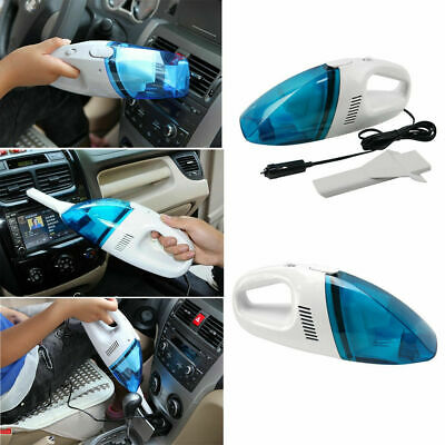 Rechargeable Cordless 4in1 LED Car Home Vacuum Cleaner Wet Dry Portable Handheld