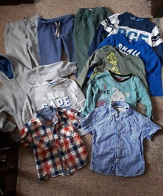 Bundle of boys winter clothes 2-3years ZARA and others