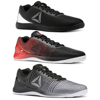 8d17cfc4b70 Reebok Crossfit Nano 7 Weave Men s Shoe NEW Met-Black Nano 7.0 3 Colors