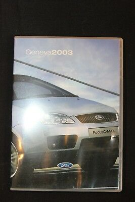 Ford DVD + Photo CD Geneva 2003