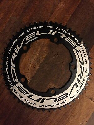 Driveline TT Time Trial Aero Bicycle Chainring