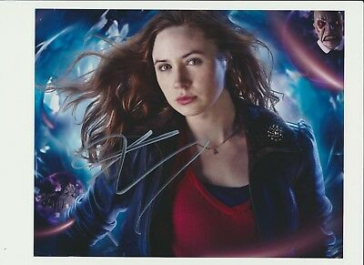 Karen Gillan Authentic Signed Autograph Montreal Comiccon 2015 Doctor Who Gotg