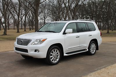 2008 Lexus LX 570 1 Owner   Perfect Carfax One Owner Perfect Carfax Great Service History New Michelin Tires MSRP $76945