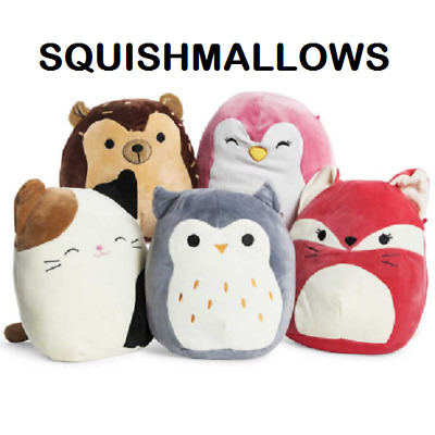 "Squishmallow Super Soft! 8"" • 13"" • 16"" • Clip-On Rare & Common FREE SHIPPING"