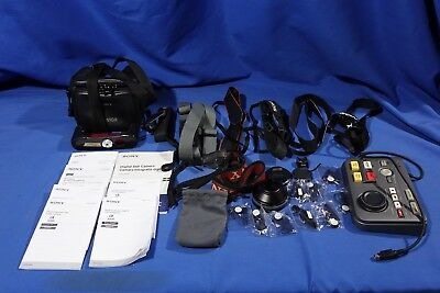 LOT of Assorted Sony Photo Accessories #L3582BP