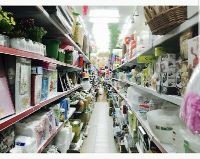 BUSINESS Gift Variety Shop Restaurant &Cafe Packaging Supply For Sale Footscray