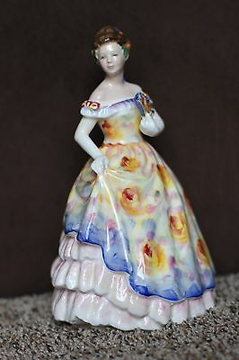 Royal Doulton Rosemary Figurine - Exclusive Autographed USA Limited Edition