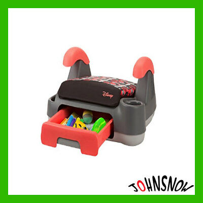Disney Store and Go Backless Booster Car Seat, Cars Formula Racer Kids